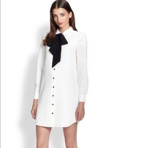 NWT Kate Spade Velvet Tie Kate Griffin Dress